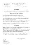 Quyết định số 24/2017/QĐ-UBND tỉnh Khánh Hòa