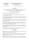 Quyết định số 32/2017/QĐ-UBND tỉnh Đắk Lắk