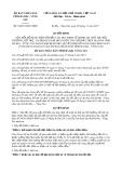 Quyết định số 34/2017/QĐ-UBND tỉnh Bà Rịa - Vũng Tàu