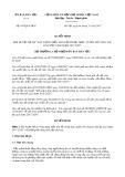Quyết định số 647/QĐ-UBDT năm 2017