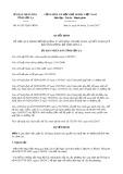 Quyết định số 41/2017/QĐ-UBND tỉnh Sơn La