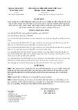 Quyết định số 25/2017/QĐ-UBND tỉnh Vĩnh Long