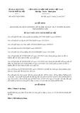 Quyết định số 44/2017/QĐ-UBND TP Hà Nội