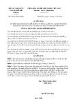 Quyết định số 24/2017/QĐ-UBND TP Hải Phòng