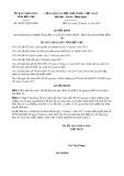 Quyết định số 58/2017/QĐ-UBND tỉnh Bến Tre