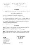 Quyết định số 51/2017/QĐ-UBND tỉnh Kon Tum