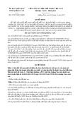 Quyết định số 27/2017/QĐ-UBND tỉnh Quảng Nam