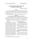 Danh hóa mệnh đề trong tiếng Anh (đối chiếu với tiếng Việt)