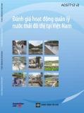 Đánh giá hoạt động quản lý nước thải đô thị tại Việt Nam - Ngân hàng Thế giới