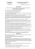 Quyết định số 6108/QĐ-UBND