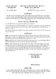 Quyết định số 1893/QĐ-UBND