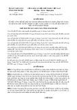 Quyết định số 2358/QĐ-UBND