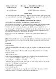 Quyết định số 3763/QĐ-UBND