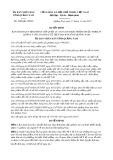Quyết định số 4088/QĐ-UBND