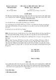 Quyết định số 4157/QĐ-UBND