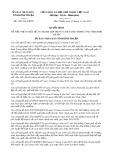 Quyết định số 3340/QĐ-UBND tỉnh Bình Thuận
