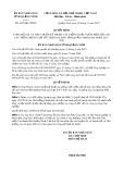 Quyết định số 4407/QĐ-UBND