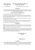 Quyết định số 4440/QĐ-UBND tỉnh Quảng Ninh