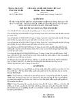Quyết định số 2177/QĐ-UBND tỉnh Ninh Thuận