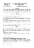 Quyết định số 4655/2017/QĐ-UBND