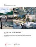 Giáo trình Quản lý chất lượng không khí - Giao thông bền vững: Giáo trình cho những nhà hoạch định chính sách tại các thành phố đang phát triển