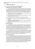 Báo cáo tóm tắt: Nghiên cứu Toàn diện về Phát triển Bền vững Hệ thống Giao thông Vận tải việt nam (VITRANSS 2)