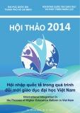 Hội thảo 2014: Hội nhập quốc tế trong quá trình đổi mới giáo dục đại học Việt Nam
