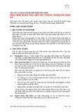 Quy tắc và điều khoản sản phẩm bảo hiểm: Bảo hiểm Nhân Thọ liên kết chung đóng phí định kỳ