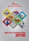 Báo cáo thường niên 2012 - Tổng Công ty Cổ phần Phong Phú