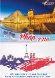 Ebook Sổ tay du học Pháp 2016 - Hội sinh viên Việt Nam tại Pháp