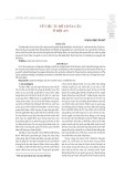 Về việc tu bổ chùa Cầu ở Hội An