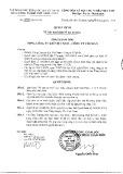 Quyết định số 555/QĐ-KVN