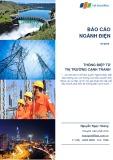 Báo cáo ngành điện 07/2015: Thông điệp từ thị trường cạnh tranh - FPT Securities