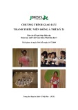 Chương trình giao lưu thanh thiếu niên Đông Á thế kỷ 21