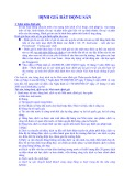 Chuyên đề Thẩm định giá bất động sản