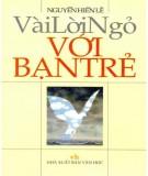 Ebook Vài lời ngỏ với bạn trẻ: Phần 1 - NXB Văn học