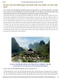 Di sản văn hóa Phật giáo với phát triển sản phẩm du lịch Việt Nam