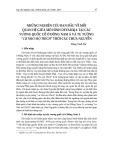 """Những nghiên cứu ban đầu về mối quan hệ giữa mô hình Devarāja tại các vương quốc cổ ở Đông Nam Á và tư tưởng """"cư nho mộ thích"""" thời các chúa Nguyễn"""