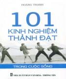 Ebook 101 Kinh nghiệm thành đạt trong cuộc sống: Phần 1 - NXB Văn hóa thông tin