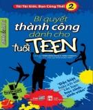 Ebook Bí quyết thành công dành cho tuổi teen: Phần 2 - NXB Phụ nữ