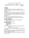 Giáo án môn GDCD lớp 7 bài 16