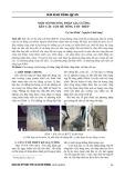 Một số phương pháp gia cường kết cấu cột bê tông cốt thép