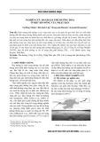 Nghiên cứu đánh giá phú dưỡng hóa ở một hồ nông của Nhật Bản