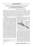 Một vài đặc trưng về chất lượng nước dưới đất và khả năng sử dụng nước khu vực đồng bằng ven biển Hà Tĩnh