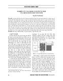 Nghiên cứu xác định co ngót tự sinh của hồ xi măng rất non tuổi