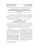 Đặc điểm hành chức của nghi thức lời nói trong sách dạy tiếng việt cho người nước ngoài