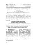 Vấn đề ma thuật, bùa chú trong các phương thức dự báo (khảo sát trong văn xuôi tự sự trung đại Việt Nam)