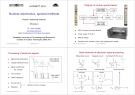 Lesson: Nuclear electronics, special methods