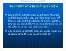 Bài giảng Cơ sở dữ liệu: Bài 8 - ThS. Vũ Văn Định