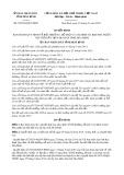 Quyết định số 05/2018/QĐ-UBND tỉnh Hòa Bình